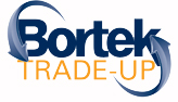 Trade-up to a new Bortek Industries machine