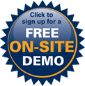 Free On-site Demo