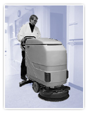 how to select floor cleaning machine