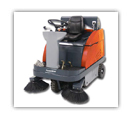 PowerBoss Apex 47 Sweeper