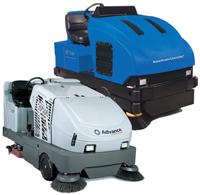 Sweeper/Scrubbers
