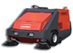 Armadillo 9X - 9XR Industrial Sweeper
