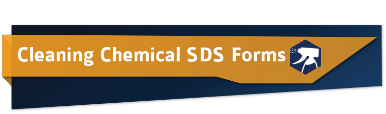 chemical sds forms