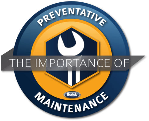 cleaning equipment preventative maintenance