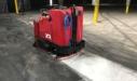 Factory Cat XR Ride-On Floor Scrubber