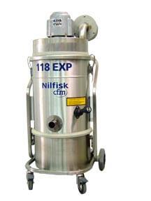 Nilfisk CFM 118 EXPv