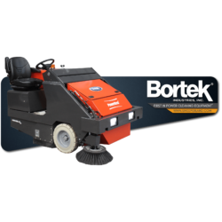 PowerBoss Armadillo 6X - Outdoor Sweeper Rental