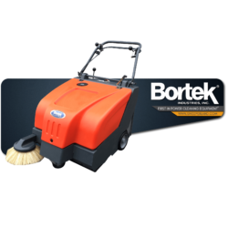 PowerBoss Collector 34 - Walk-Behind Floor Sweeper