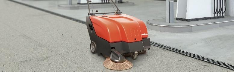 PowerBoss Collector 34 Sweeper