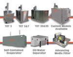 PowerBoss Water Waste Evaporators
