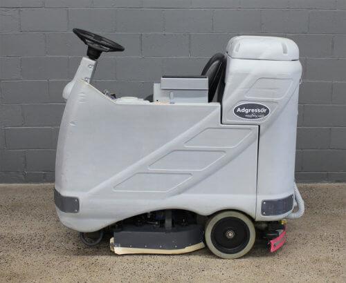 Used Advance Adgressor X2820D Rider Scrubber