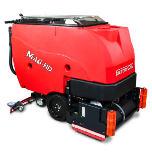 FactoryCat Mag-HD Walk-Behind Automatic Floor Scrubber - Buy New Scrubbers