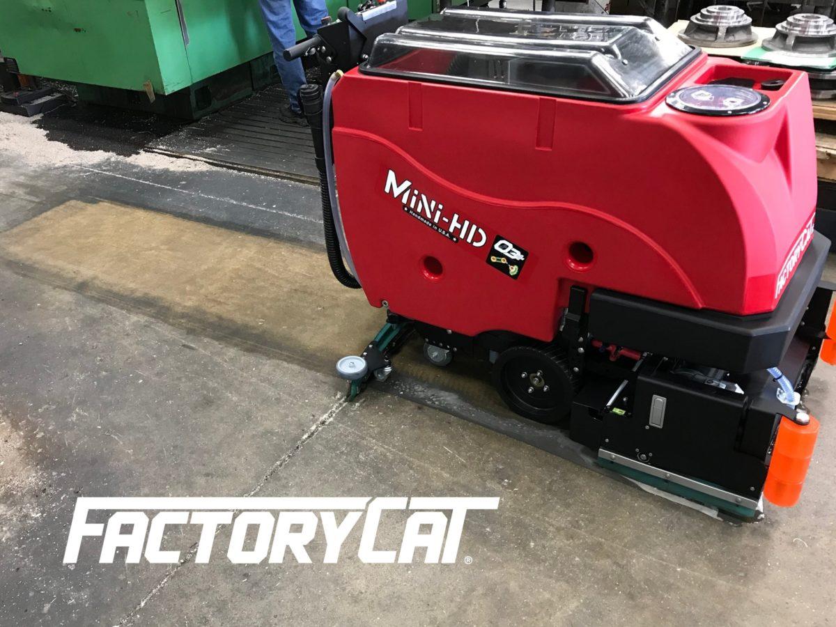 Factory-Cat Mini HD