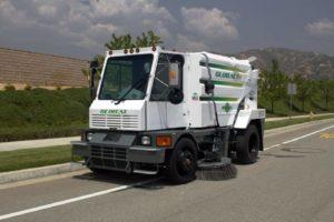Global Environmental Street Sweeper