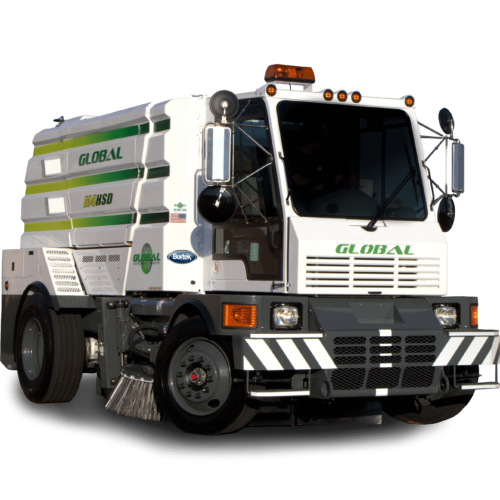 Global Street Sweeper - Buy New Street Sweepers