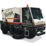Global M3 Street Sweeper- Municipal Severe Environment Leaf City Sweeping Machine