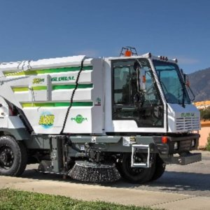 Global R3Air Environmental Products Street Sweeper