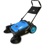 Hammerhead 950MS- 950mm - 36 inch manual walk behind sweeper