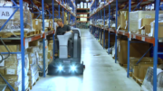 Advance SC6000 Disc Cylindrical Floor Scrubber Sweeper- Warehouse Cleaning