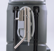 Advance SC6000- Rider Scrubber Disc and Cylindrical Wet Vac Vacuum Attachment option