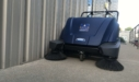 HammerHead 900SX Walk-Behind Sweeper - Outdoors