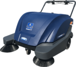 Hammerhead 900SX- Walk Behind Battery Powered Sweeper- Compare to Power Boss PowerBoss Collector 34