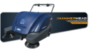 HammerHead 900SX - Walk-Behind Floor Sweeper