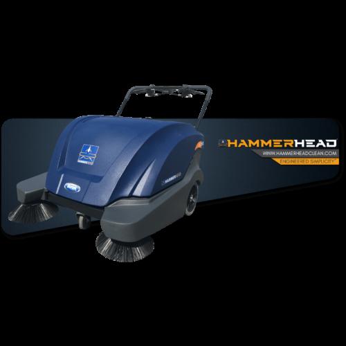 HammerHead 900SX - Walk-Behind Floor Sweeper