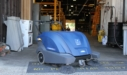 HammerHead 900SX Walk-Behind Sweeper Front View