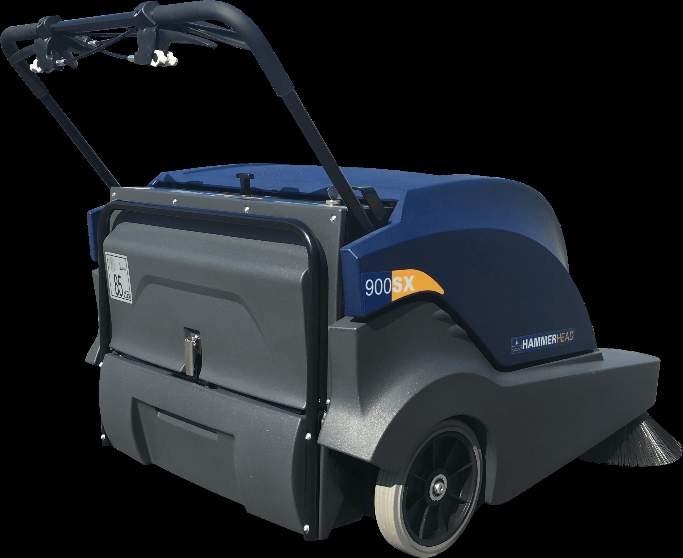 Hammerhead 900sx Sweeper Bortek Industries Inc