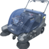 HammerHead 900SX Walk-Behind Sweeper X-Ray Internal