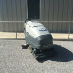 advance-sc750-battery-walk-behind-floor-scrubber-pre-owned-used-front-side-view