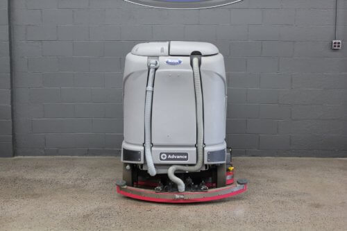 Reconditioned Advance Condor Scrubber Rear View