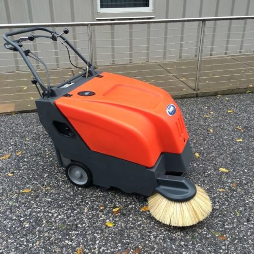 Walk Behind Floor Sweeper Rental Bortek Industries Inc 174