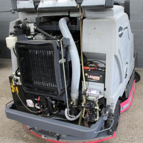 Used Advance Condor XL Scrubber X62LP