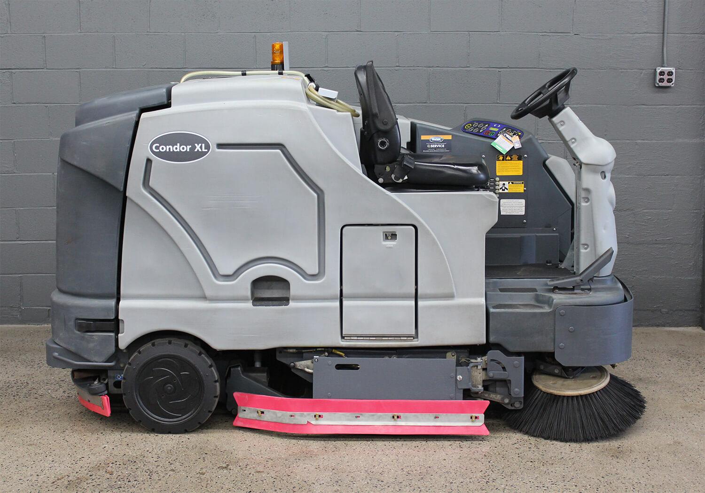 Used Advance Condor Xl 62lp Scrubber Bortek Industries