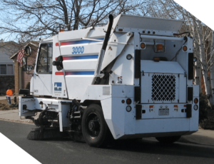 Johnston 3000 Street Sweeper
