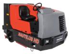 PowerBoss Nautilus High Dump Floor Sweeper Scrubber- Product Photo