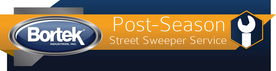Post Season Street Sweeper Service