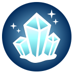 Crystal Glass Cleaner Icon - Bortek Industries, Inc.