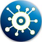 Enzimax bacterial floor cleaner chemical icon - Bortek Industries, Inc.