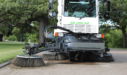 Global M3 Municipal Street Sweeper Side Broom