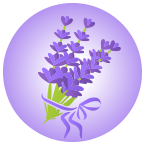 Magnífico Lavender Scented multi-surface cleaner chemical icon - Bortek Industries, Inc.