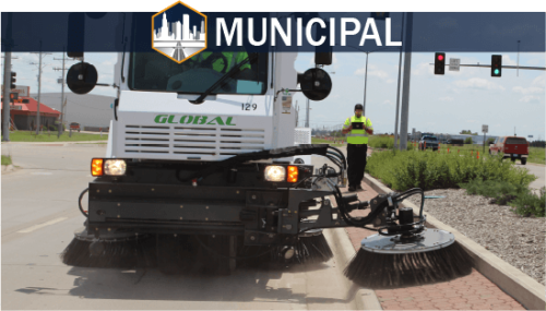 Municipal Cleaning Machines