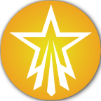 Starlight disinfectant cleaner sanitizer chemical icon - Bortek Industries, Inc.