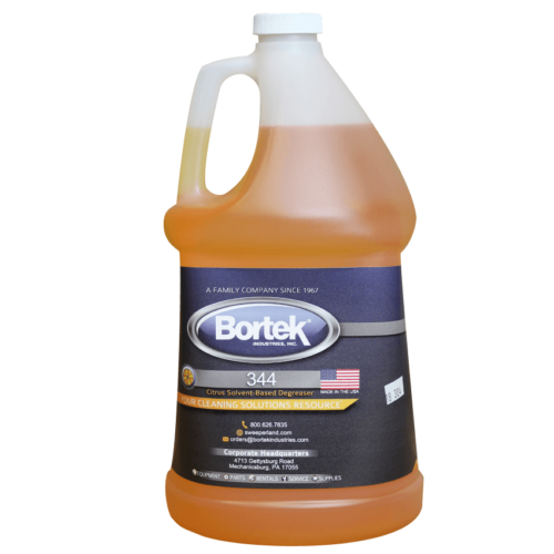 Formula 344 Citrus Solvent-Based Degreaser