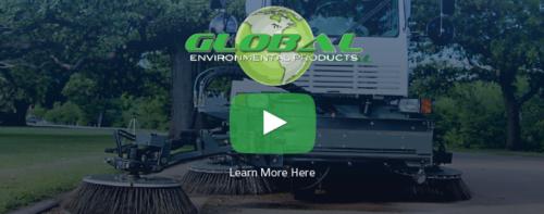 Global Environmental Sweeper Video