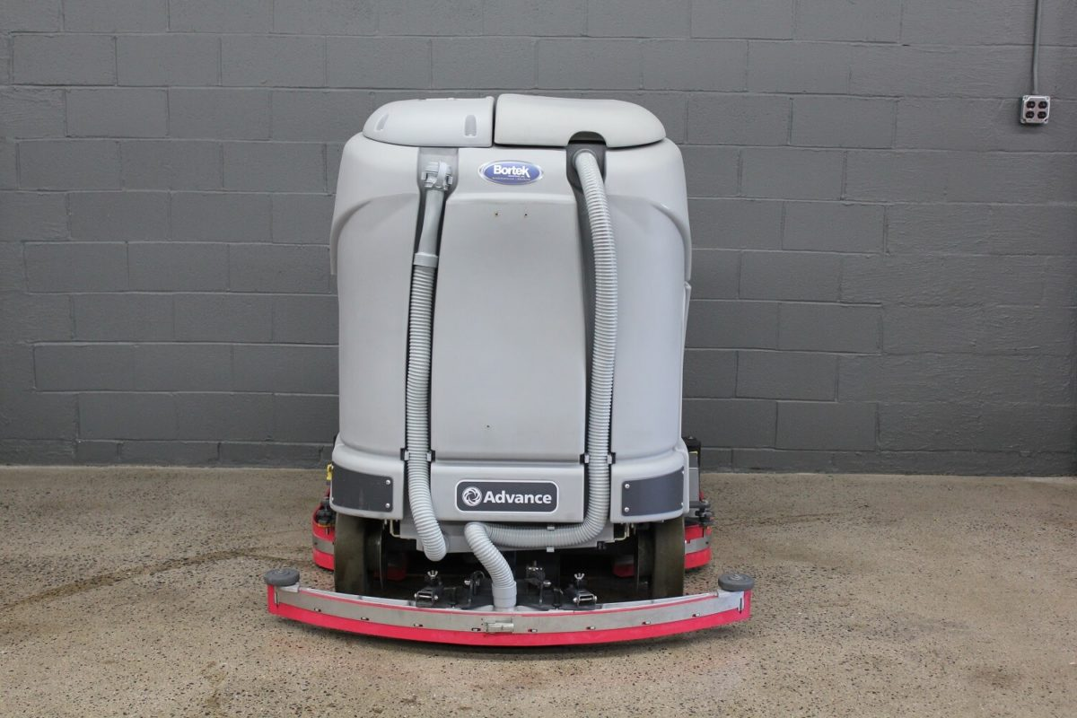 Used Advance Condor Scrubber Rear View
