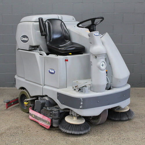 Used Advance Condor 4030C Scrubber Front