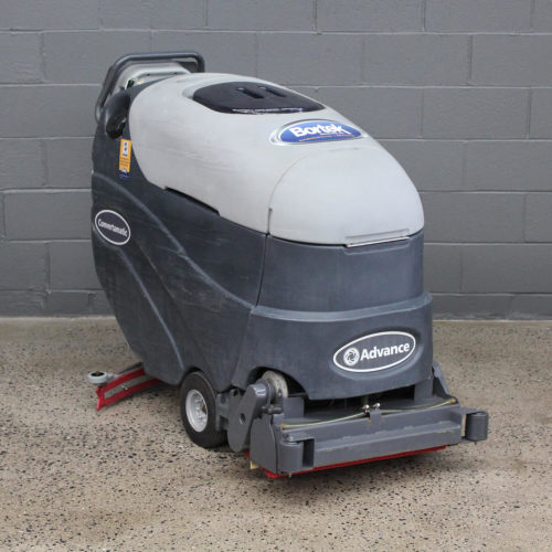 Used Advance Convertamatic 24C Walk-Behind Scrubber